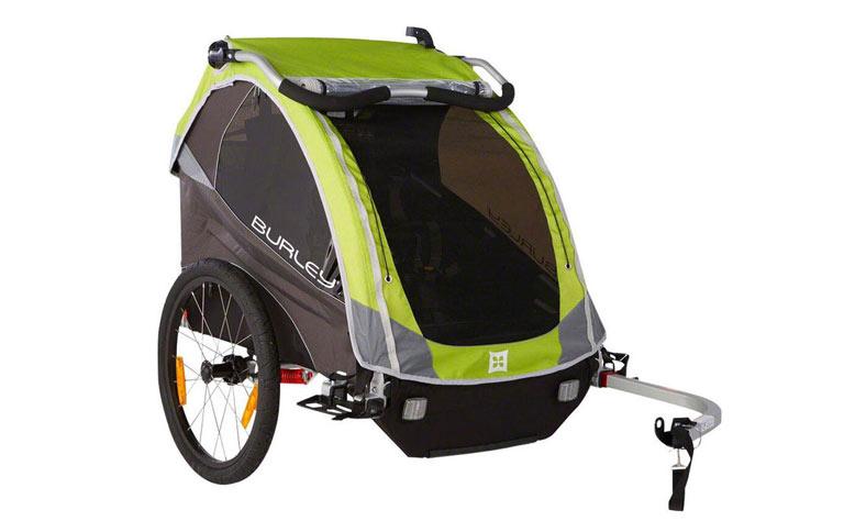 Infant Carrier E-bike Rental in San Francisco for infants