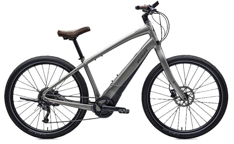 Specialized Como E-bike Rental in San Francisco