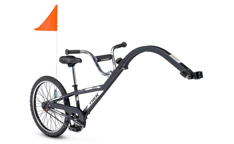 Tag a Long E-bike Rental in San Francisco for kids